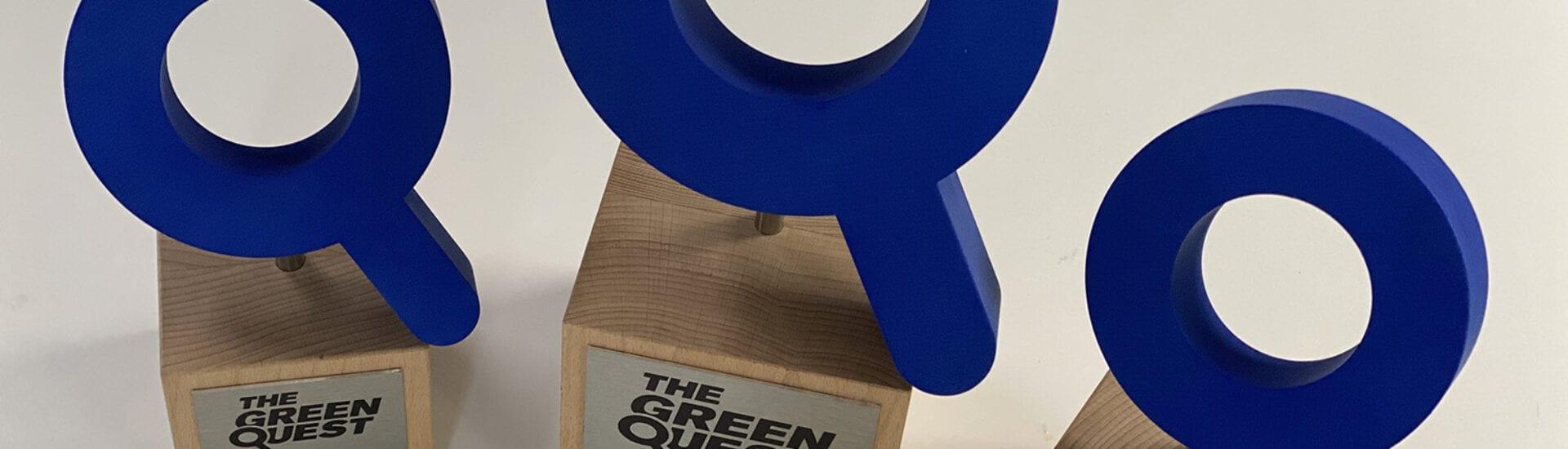 Green Quest Awards 2021 Oceanz 3D Printing