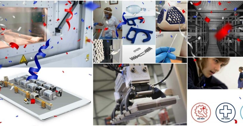 10 Jaar Professioneel 3D Printen November Oceanz