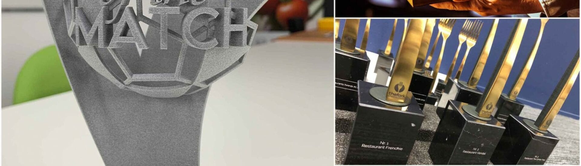 Awards 3D Printen Oceanz 3D Printing