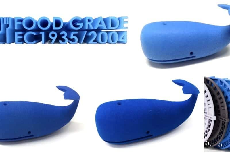 Blue Monday Oceanz 3D Printing