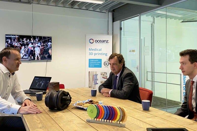 Burgemeester Verhulst Ede Oceanz 3D Printing 2