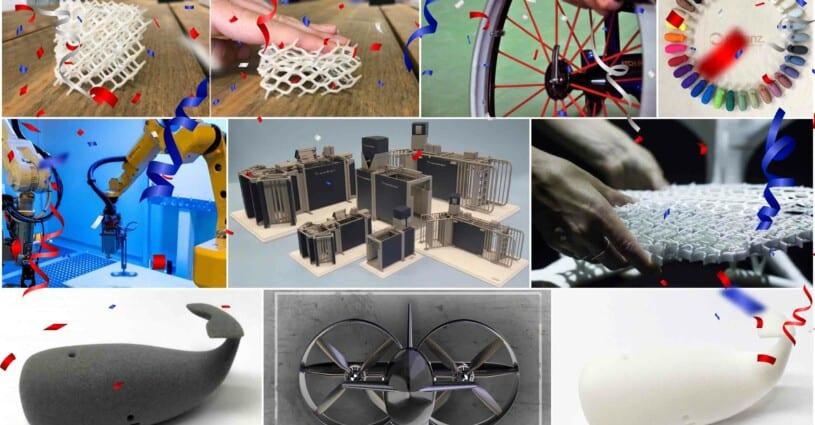 Juli 10 Jaar 3D Printen Kunststof