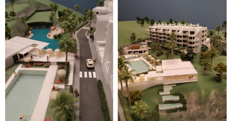 Maquette 3D Printen Spanje Oceanz 3D Printing