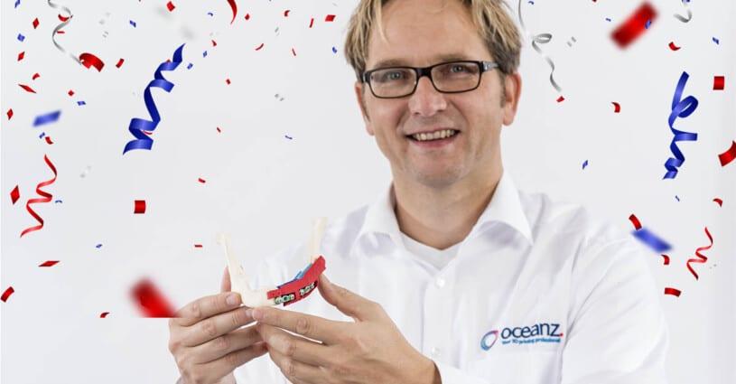 10 jaar Oceanz 3D printing - medisch 3D printen