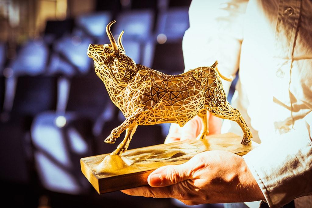 NVX VFX Award Oceanz 3D Printing
