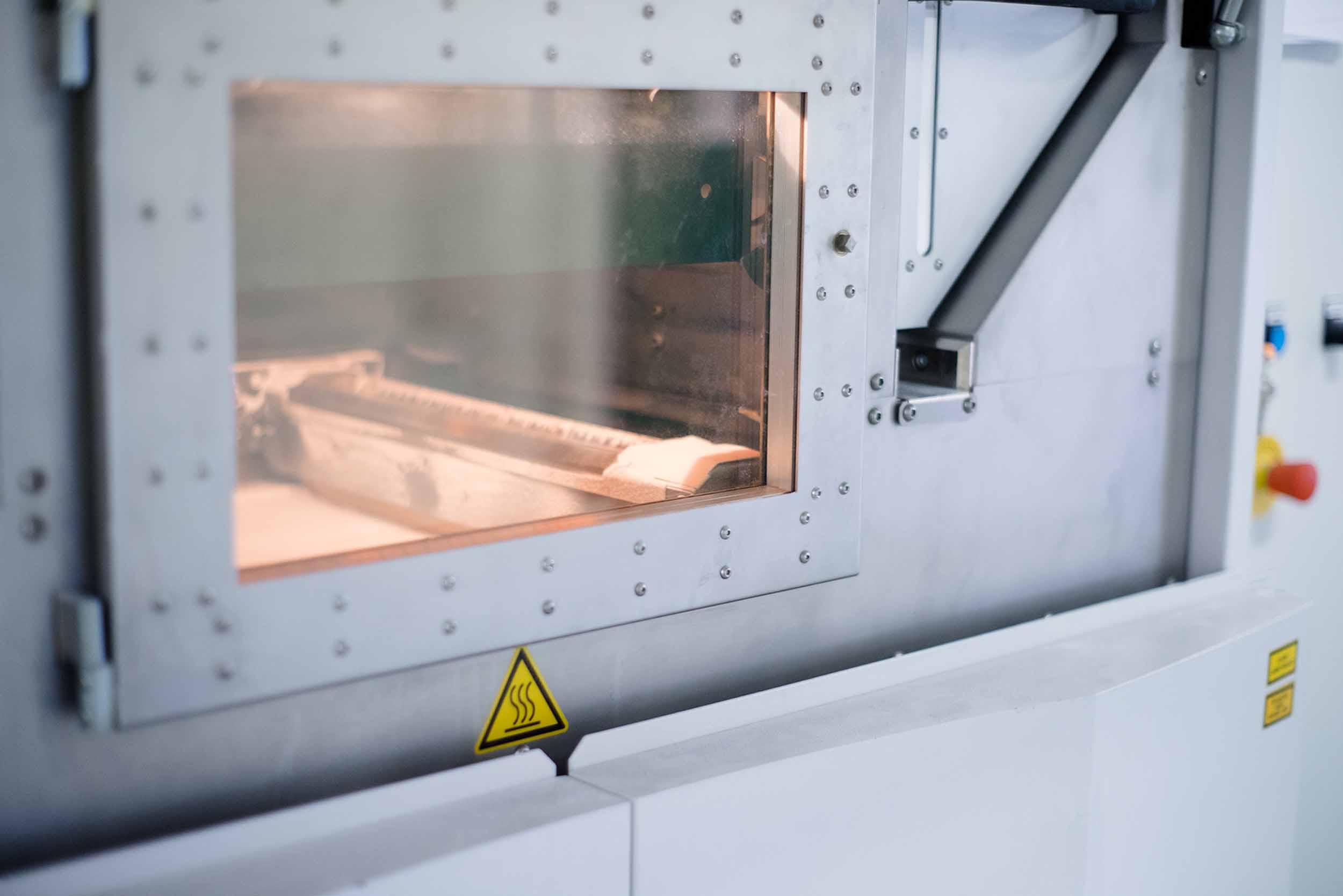 Oceanz 3D Printing - SLS
