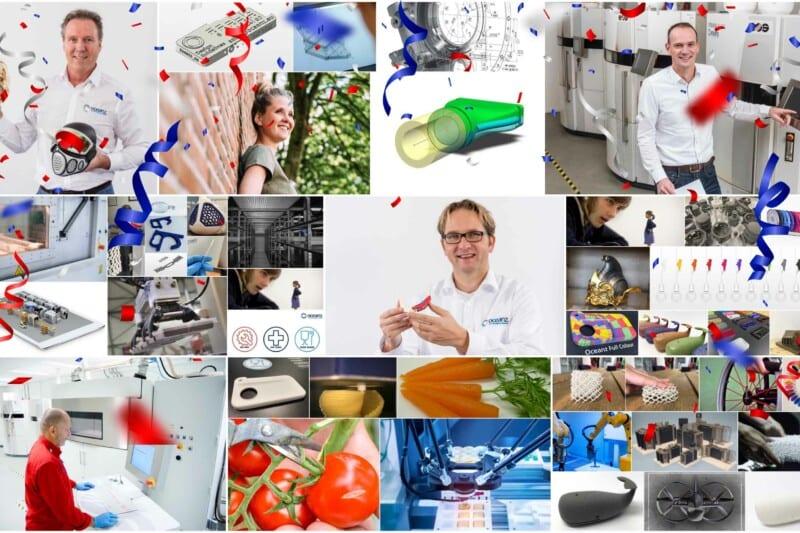 Oceanz 3D Printing 10 Jaar 2020