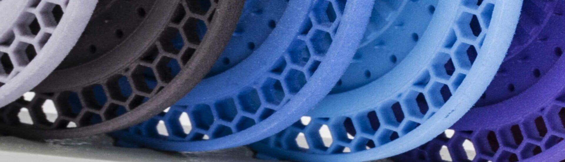 Oceanz Blauw En 3D Printen