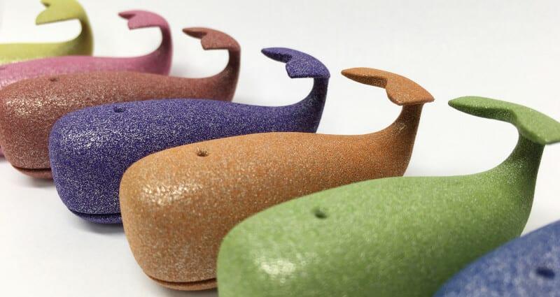 Oceanz Alumide kleuren - Oceanz 3D printing