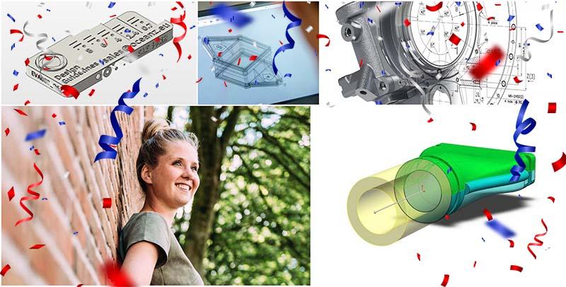 Oktober 10 Jaar Engineering En 3D Printen Oceanz 3D Printing