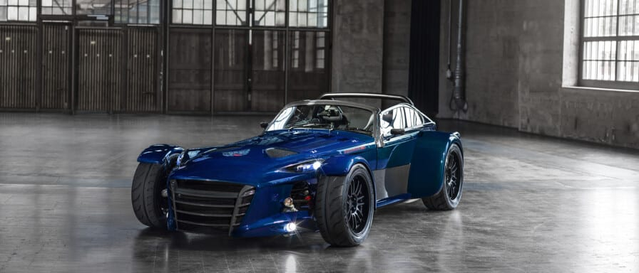 Donkervoort Automotive 3D Printing Oceanz
