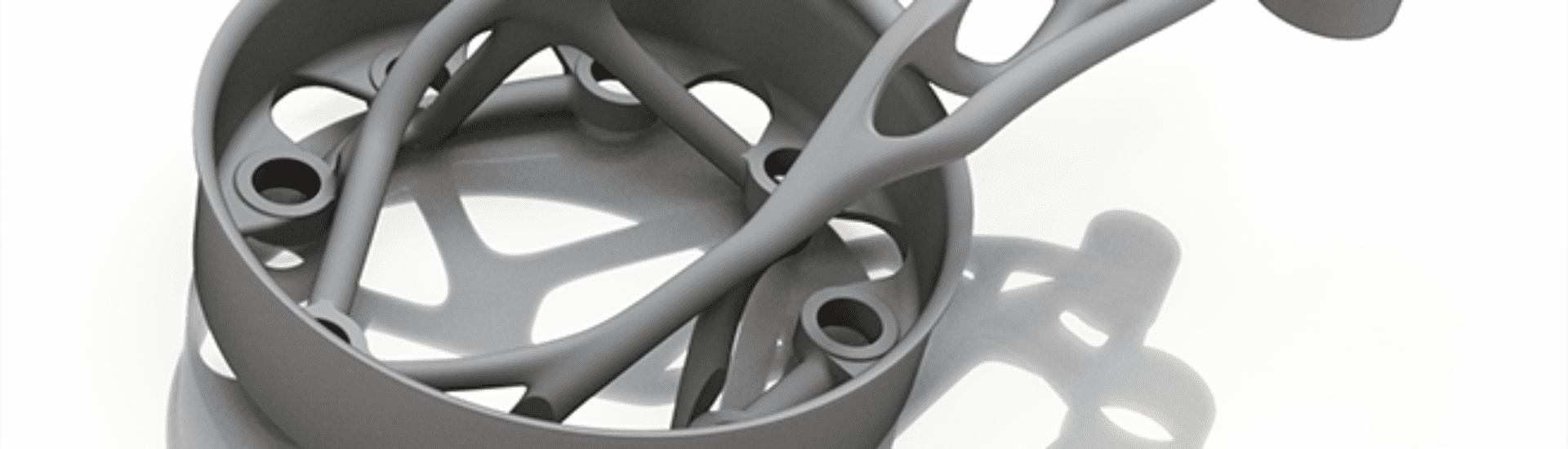 Topologie Optimalisatie Oceanz 3D Printing