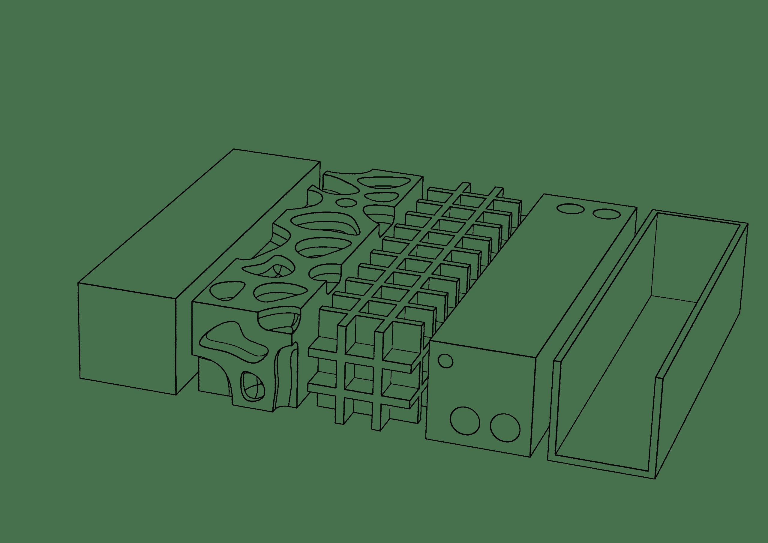 Designtip 3D printen - Massief 3D printen of niet?