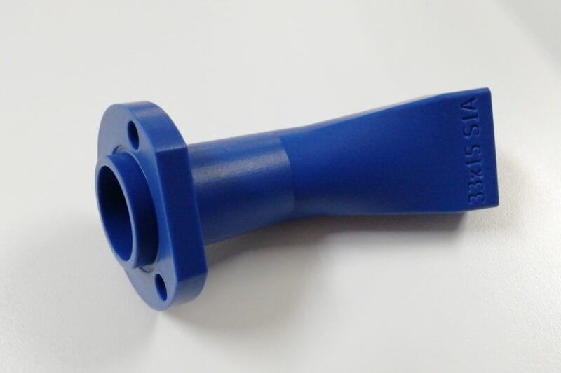 Oceanz PA11 Food Grade Blue Oceanz 3D Printing