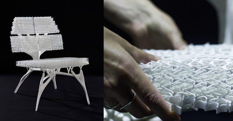 Lilian Van Daal Oceanz 3D Printing
