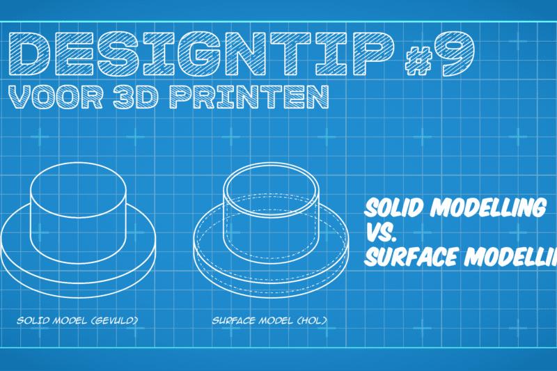 Surface or Solid Modelling - Designtip9