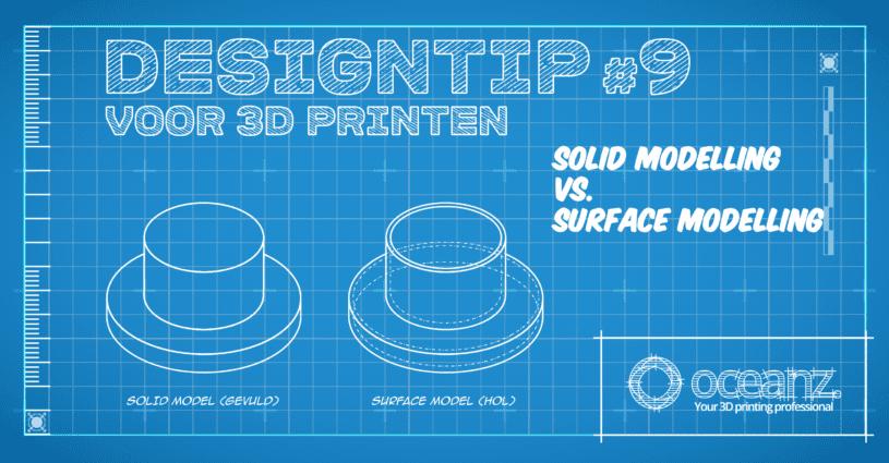 Surface or Solid Modelling - Designtip9 Social